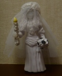 The Bride, from the Haunted Mansion line.