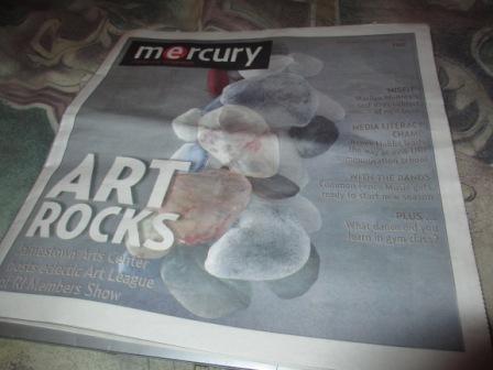 11 Art Rocks