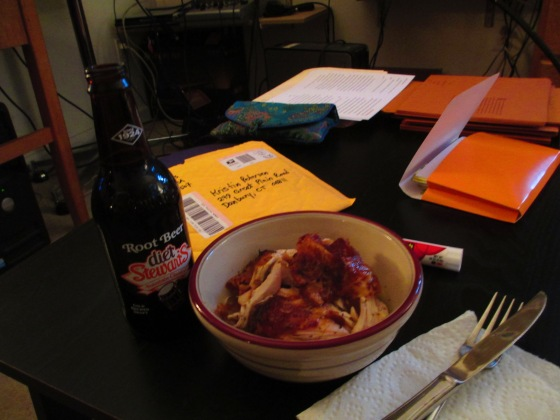 13 - Chicken and Root Beer