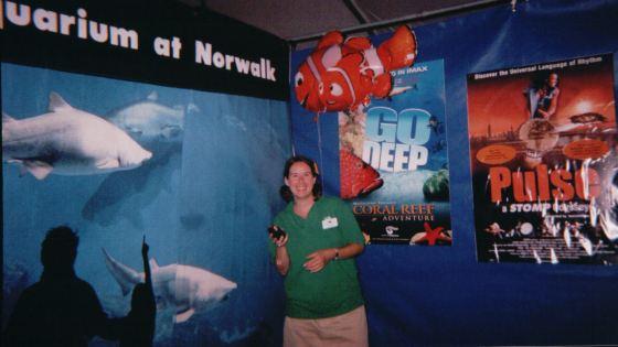 Kaye Maritime Aquarium