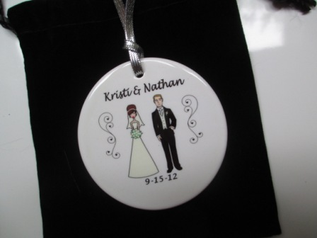 PersonalizationMallWeddingOrnament